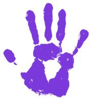 purple-hand